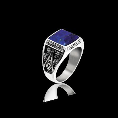 Rock lapis lazuli
